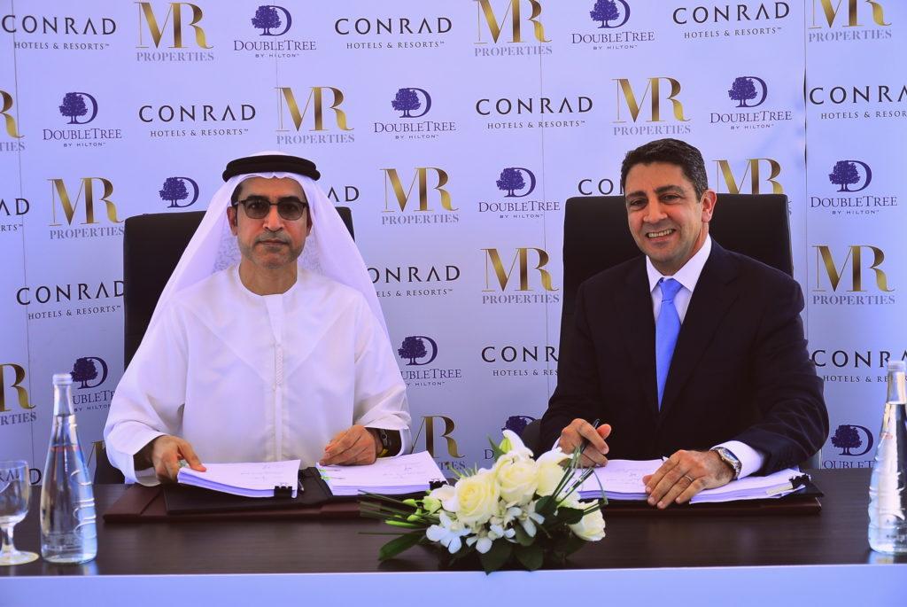 Ras Al Khaimah - Mohamed Ahmed Ruqait Ali Hassan Ruqait Al-Ali, MR Properties and Carlos Khneisser, Hilton