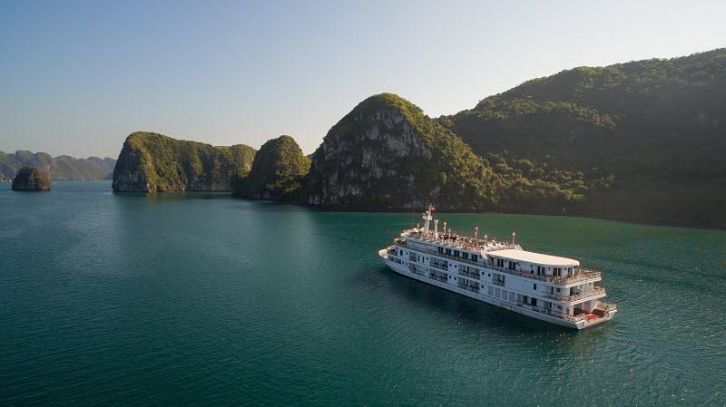 Paradise Cruises Halong Bay