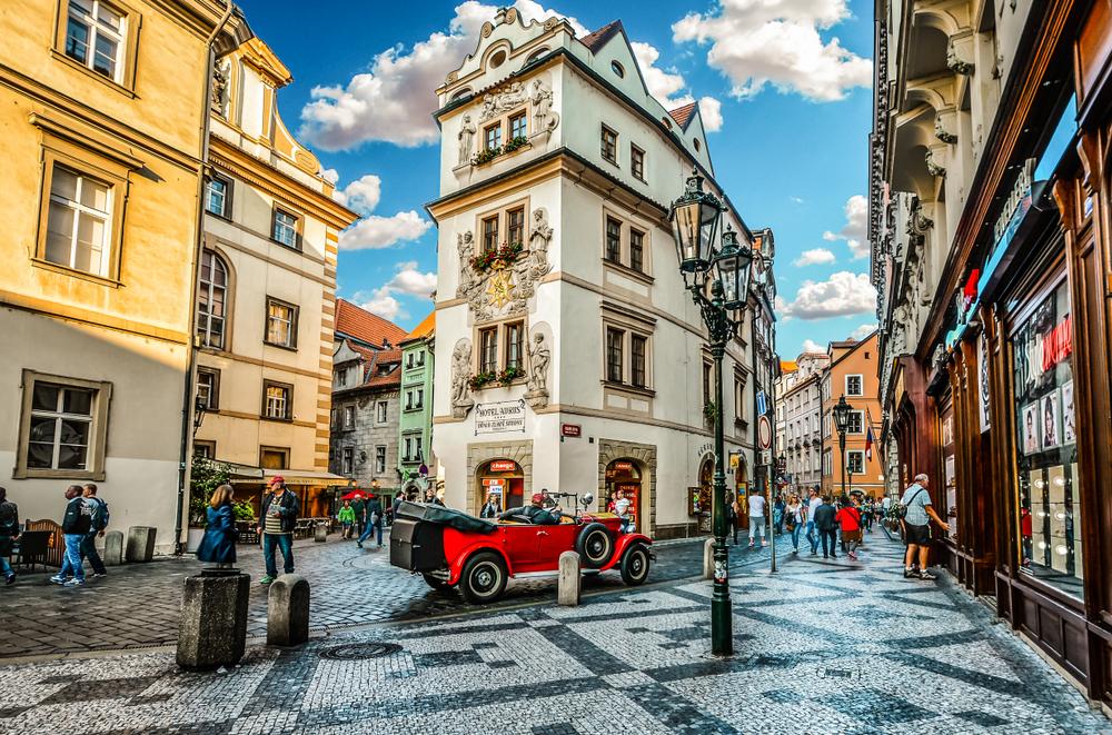Prague, Czech Republic - CzechTourism