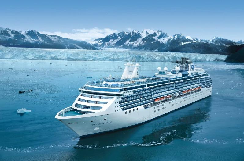 Alaska Cruise 2020.Princess Cruises Alaska 2020 The Great Land Never Ceases