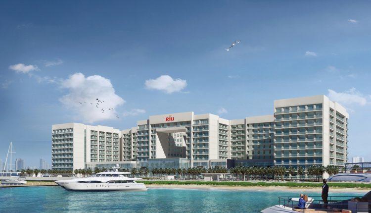 RUI resort at Deira Islands