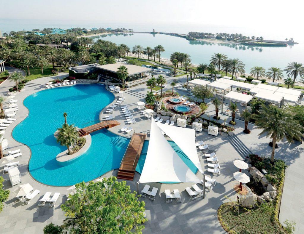 The Ritz-Carlton Bahrain - Pool View