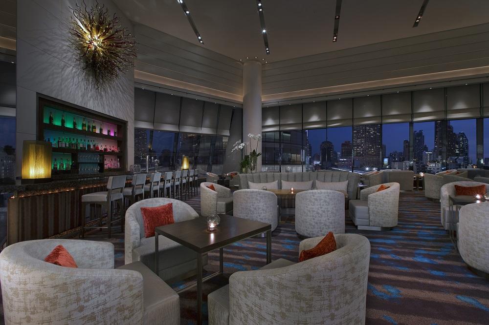 Zest Bar & Terrace - Bangkok inspiring MICE venues