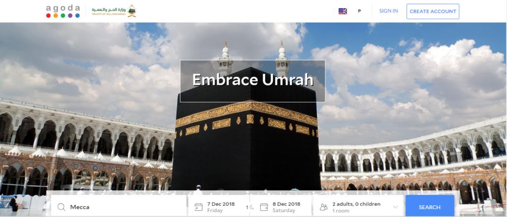 Agoda and Saudi Arabia's Ministry of Hajj and Umrah - 3