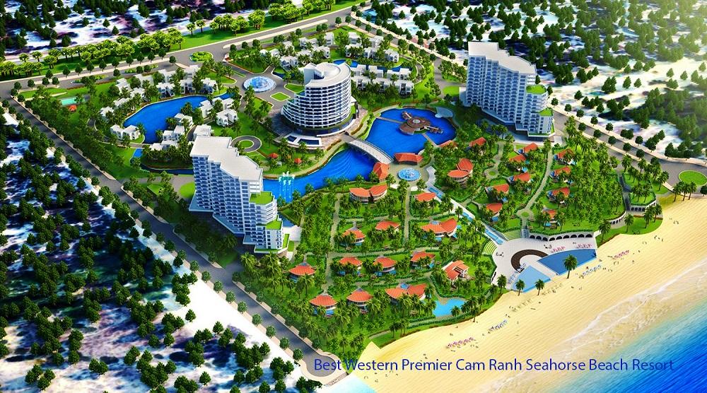 Best Western Premier Cam Ranh Seahorse Beach Resort