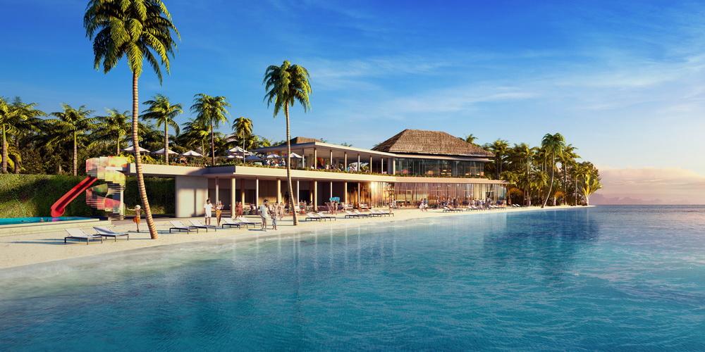 Hard Rock Hotel in the Maldives