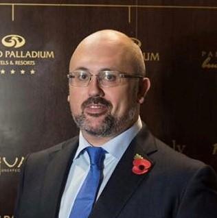 Nacho Gozalbo, Palladium Hotel Group