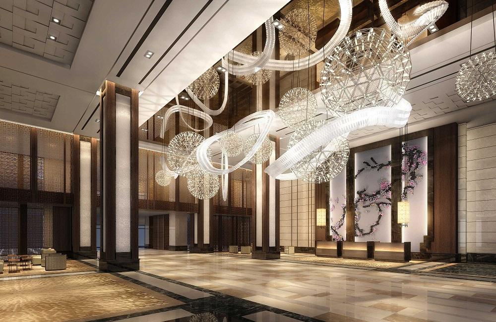 Radisson Blu Zhengzhou Huiji - Lobby