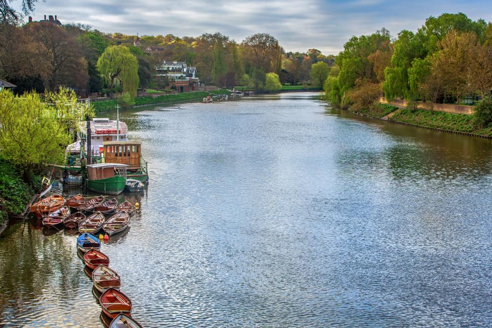 River Thames, Richmond, London