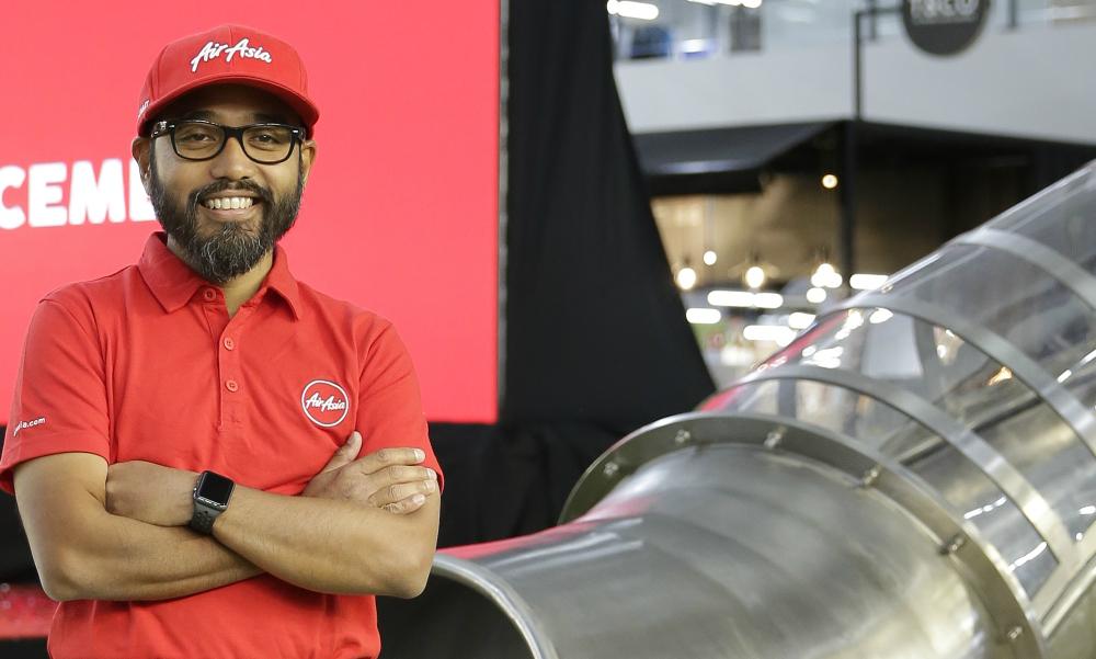 AirAsia Berhad CEO Riad Asmat