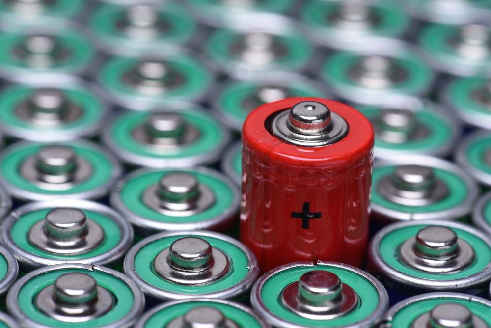 Batteries - Premier Inn Edinburgh