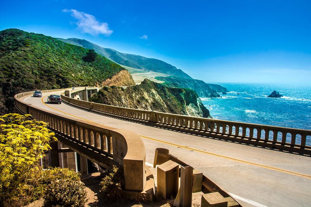 Bixby Creek Bridge, California, USA