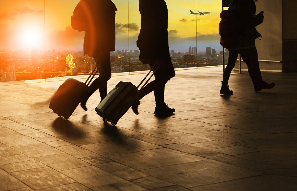 ForwardKeys - Air Travel Growth