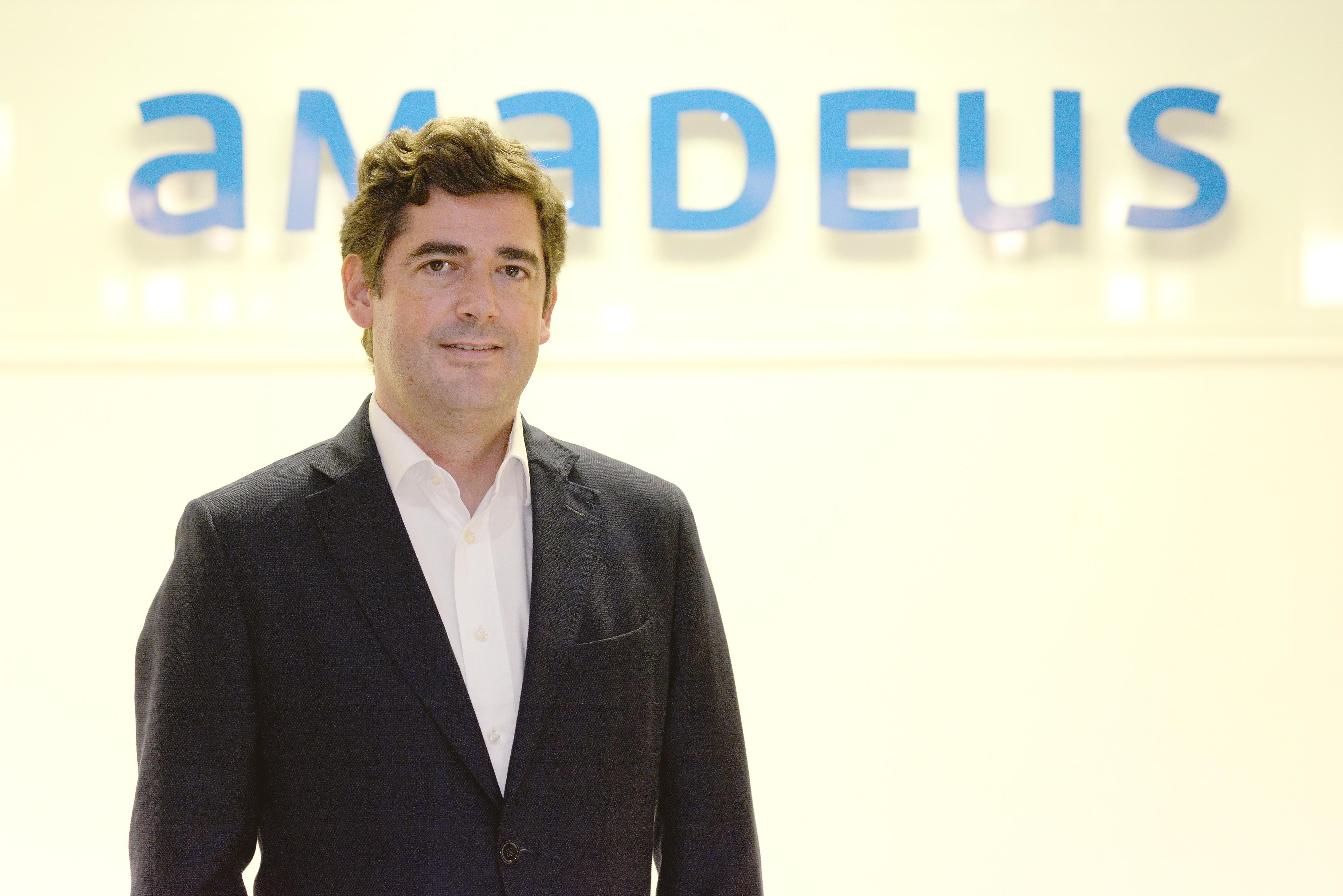 Pablo Alonso, Human Resources Director, APAC, Amadeus