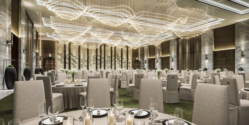 Raffles Shenzhen - Grand Ballroom