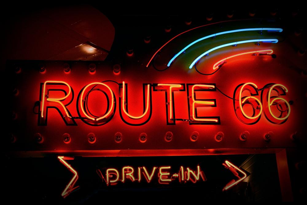 Route 66 - Hertz USA Road Trip