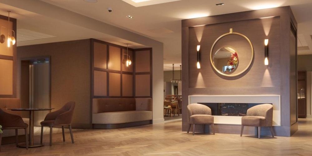Staybridge Suites London - Heathrow Bath Road - Lobby