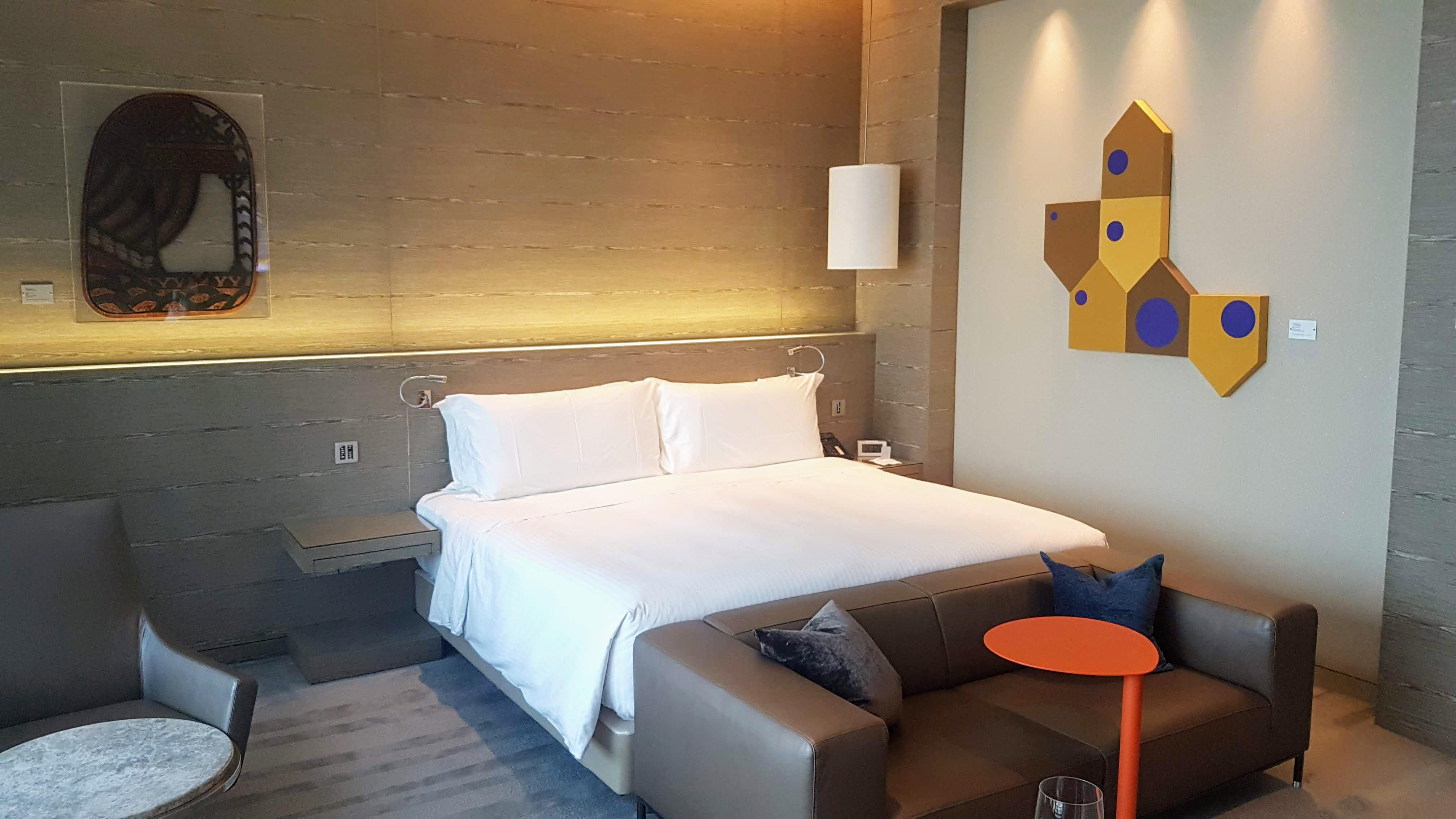 One Farrer Singapore bedroom