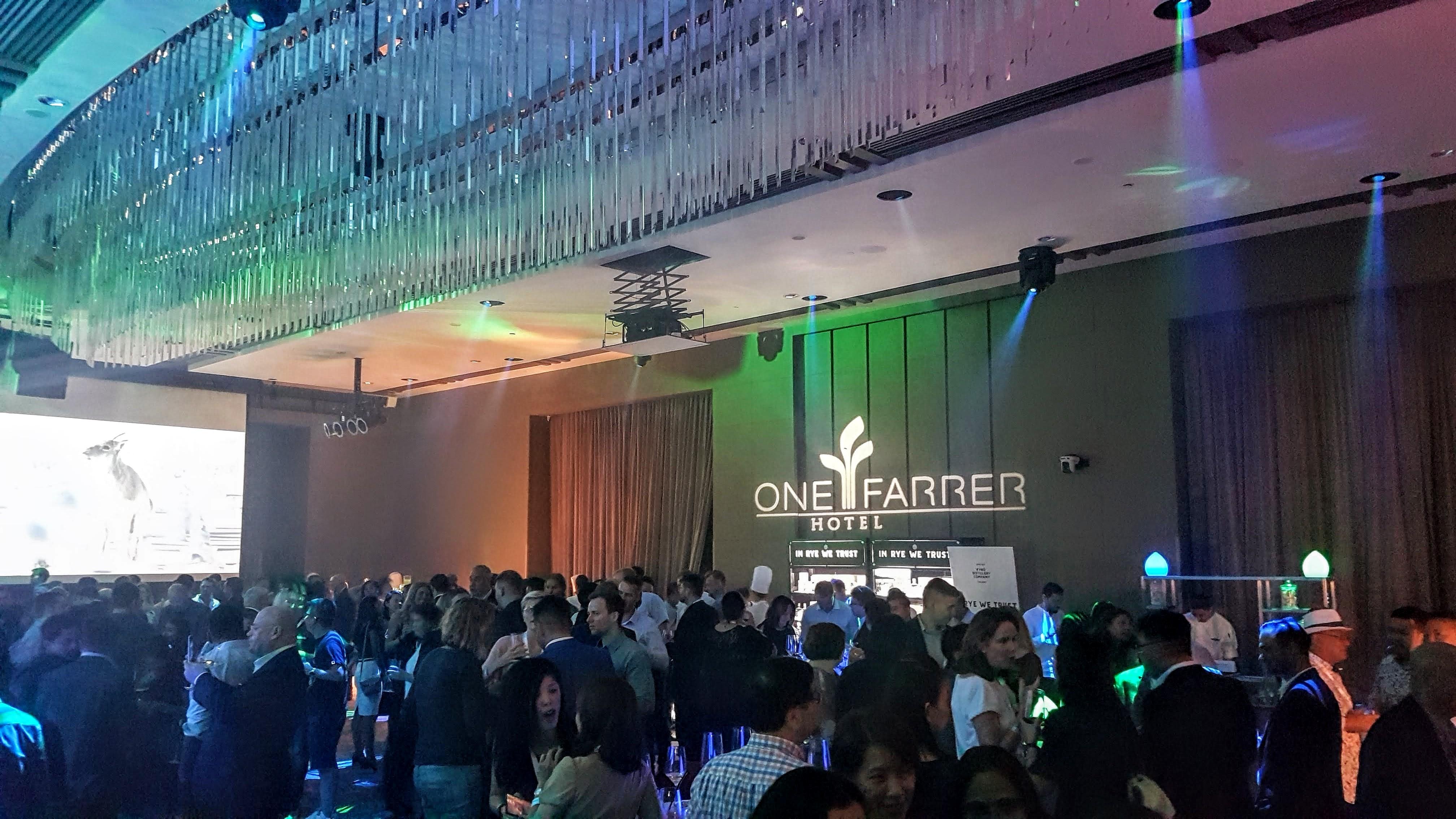 One Farrer Singapore ballroom