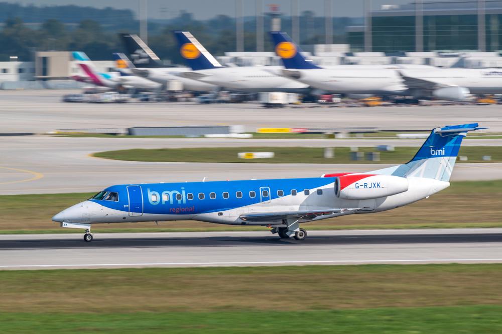 Flybmi Embraer ERJ-135ER
