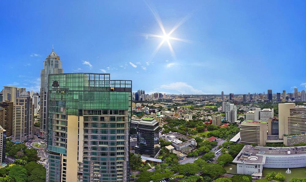 Oriental Residence Bangkok - Exterior