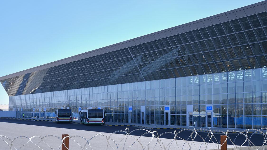 Ethiopian Airlines new passenger terminal