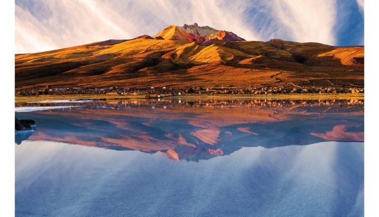 12_travel-poster-bolivia_Salar de Uyuni