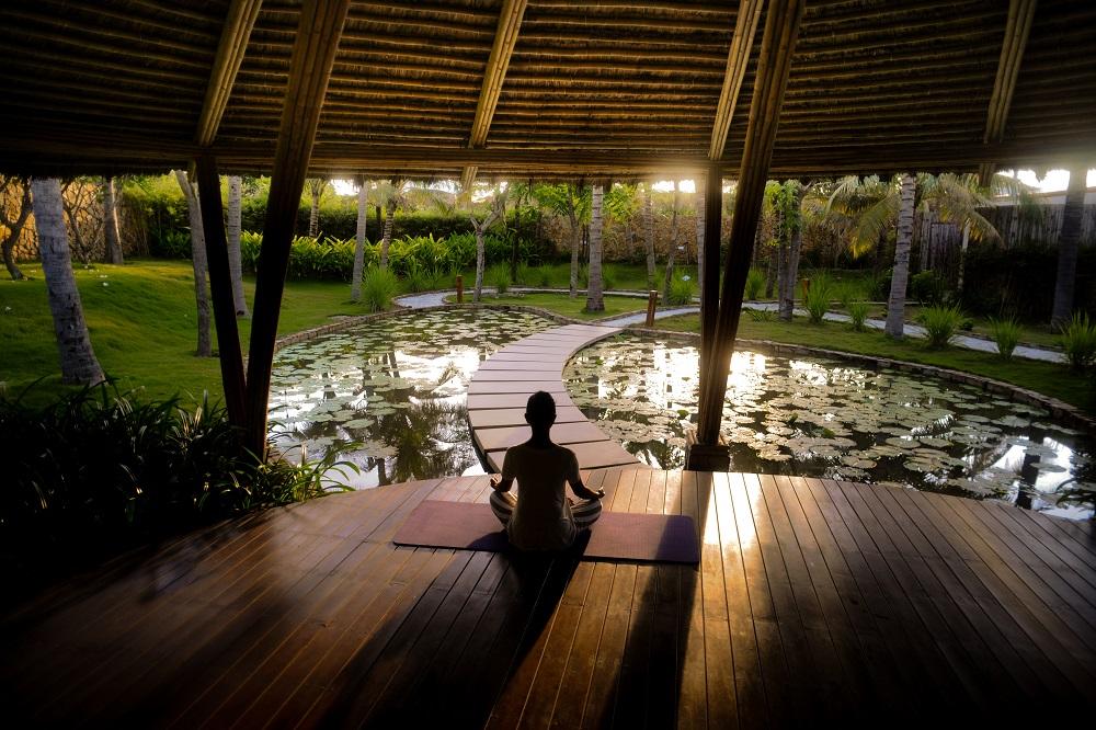Fusion Resort Cam Ranh - Yoga Pavillion
