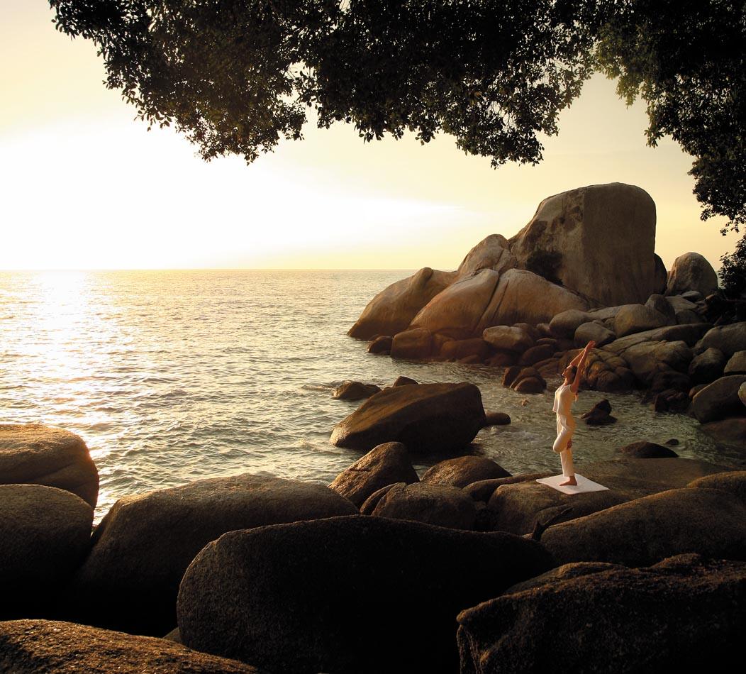 Rasa Sayang Resort & Spa - Yoga