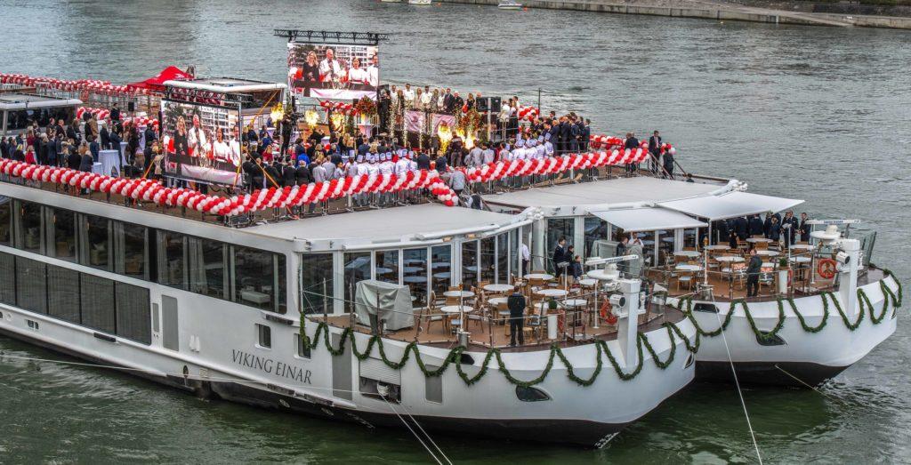Viking Cruises Fireworks