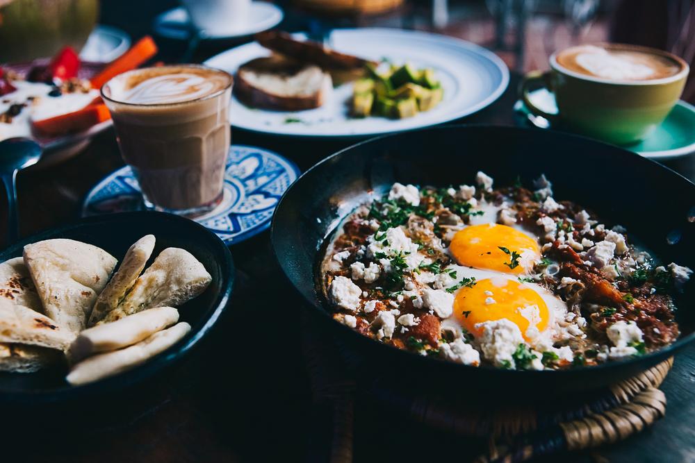 Villa Plus - Holiday Habits Food