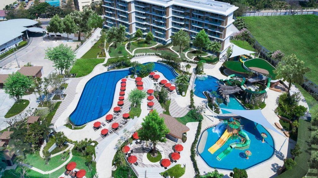 Amari Pattaya - Swimming pool and water park