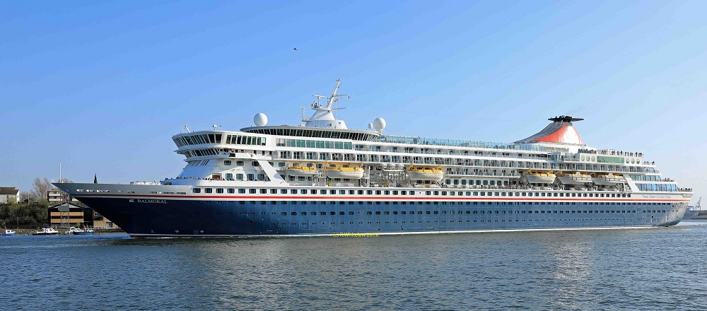 Balmoral - Fred Olsen Cruise Lines
