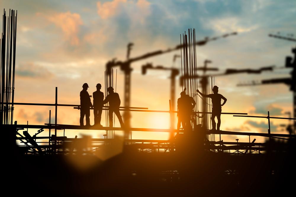 Building Construction - Louis T Collection - Scott Reid