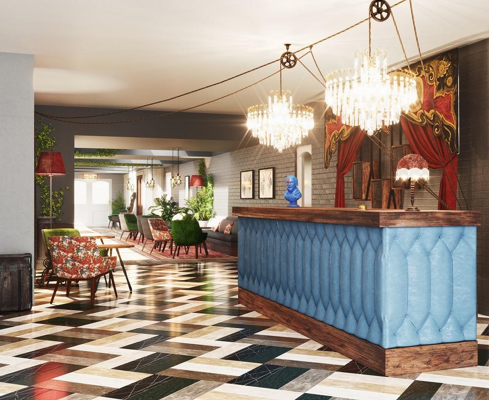 Hotel Indigo Stratford - Reception
