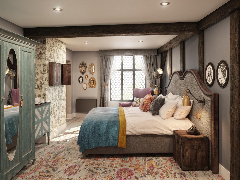 Hotel Indigo Stratford - Tudor Room