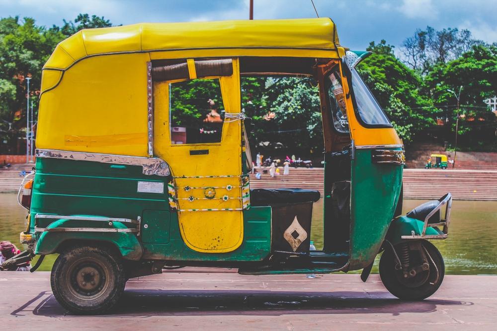 India Rickshaw Challenge