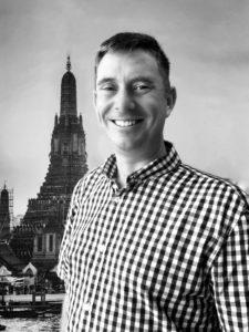 Scott Reid, project manager, Louis T Collection