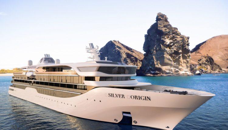 Silversea Cruises Silver-Origin Ship
