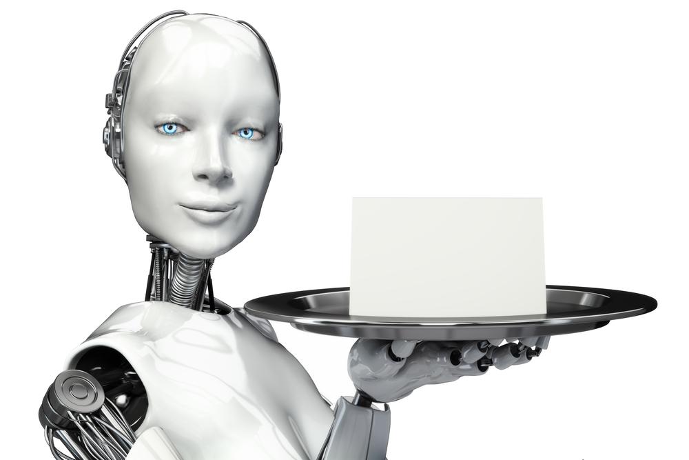 Amadeus tech trends - Robots