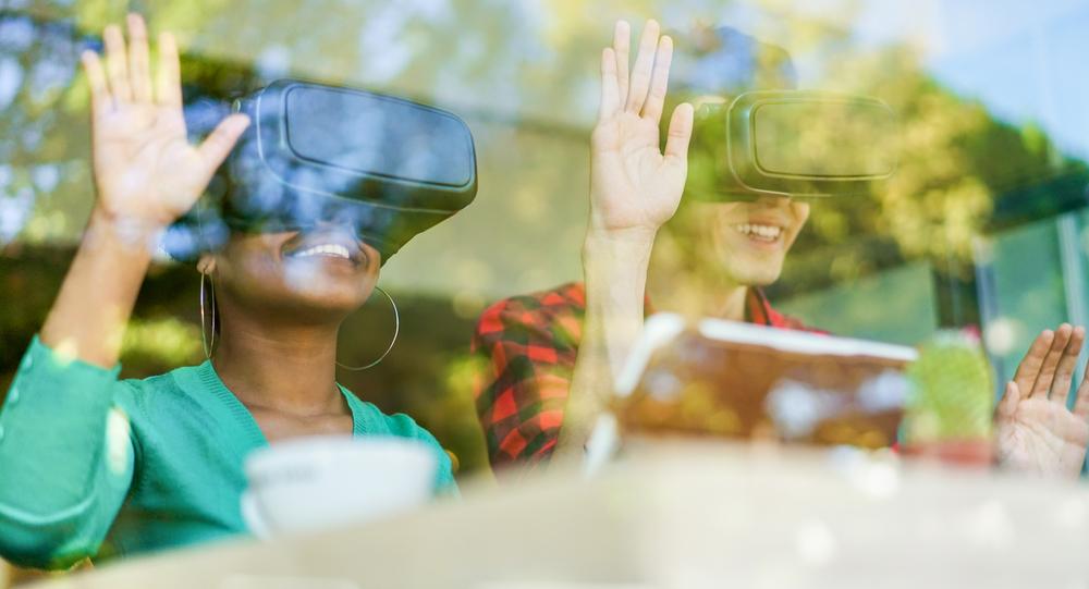Amadeus tech trends - VR