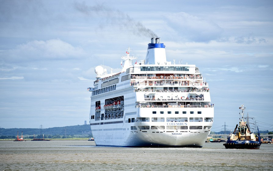 Cruise and Maritime Voyages - Columbus