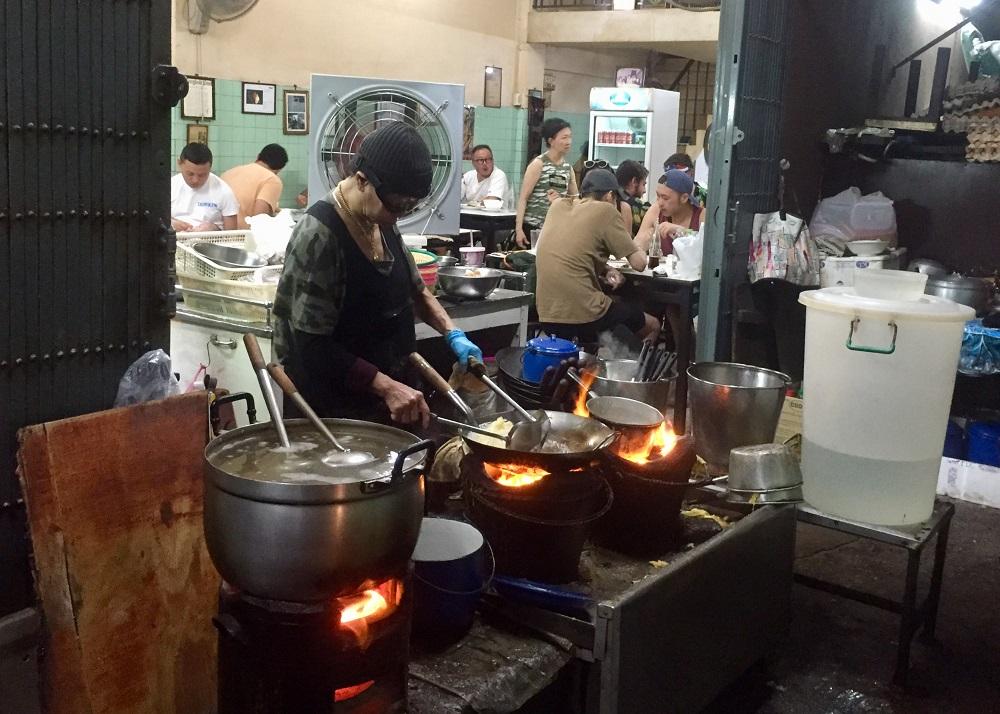 Jay Fai - Bangkok Street Food