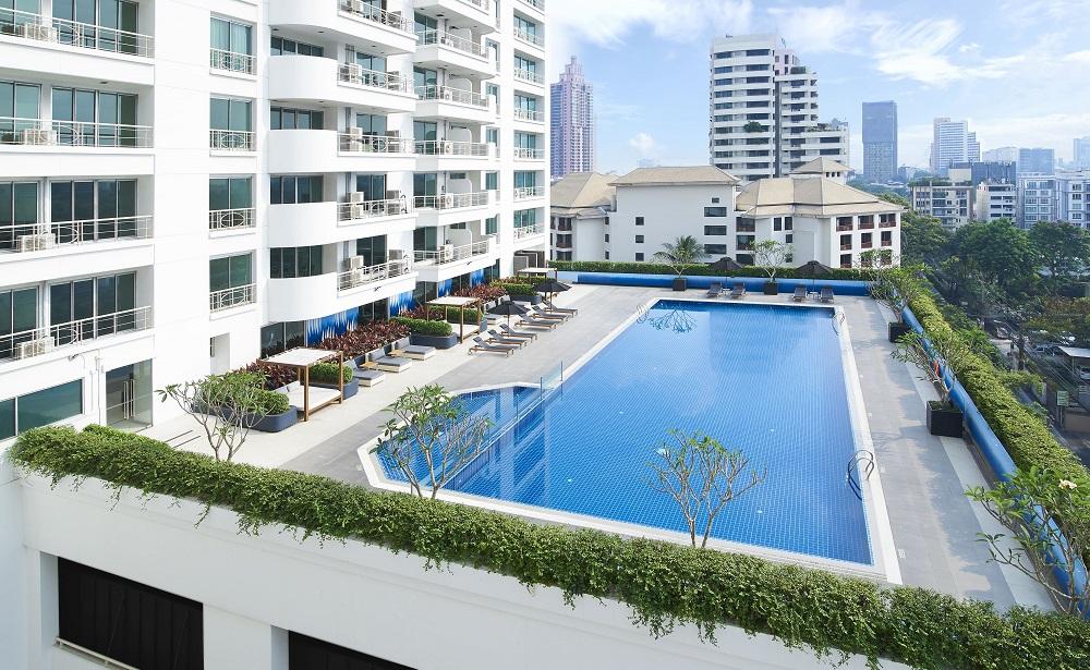 Shama Lakeview Asoke Bangkok - Pool