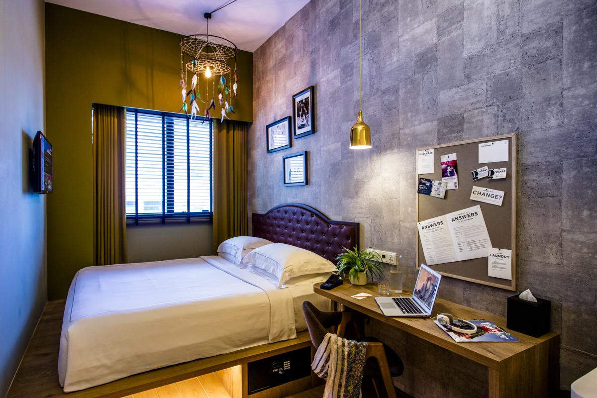 Hotel G Singapore room