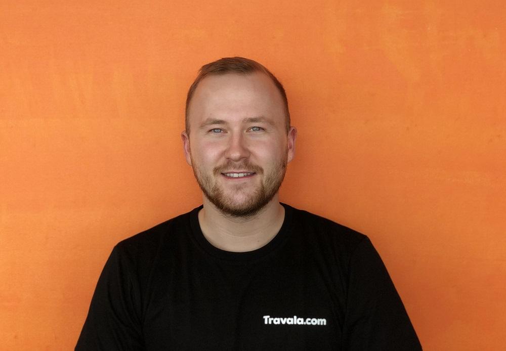 Matt Luczynski, CEO and co-founder, Travala.com