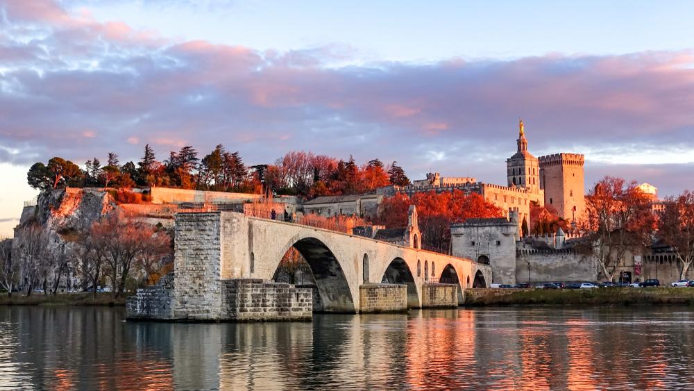 Avignon, France - most popular cruise destinations