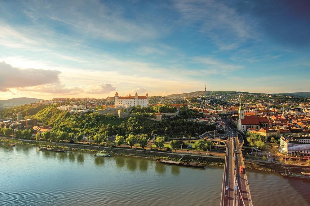 Bratislava Old Town - Emerald Waterways