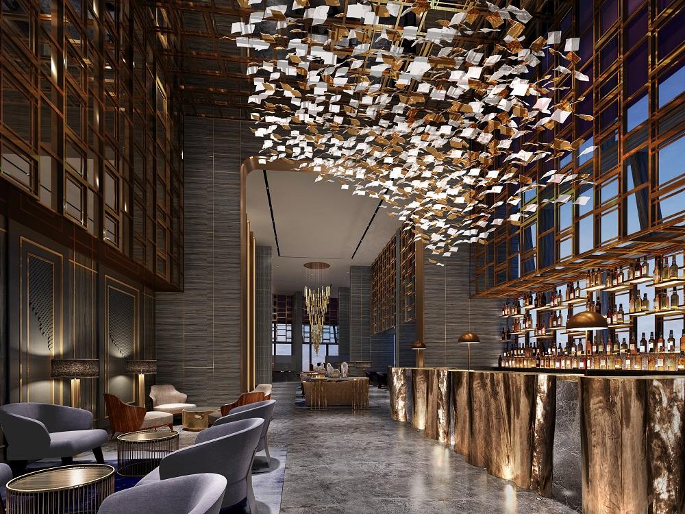 Conrad Shenyang - Hilton luxury hotels