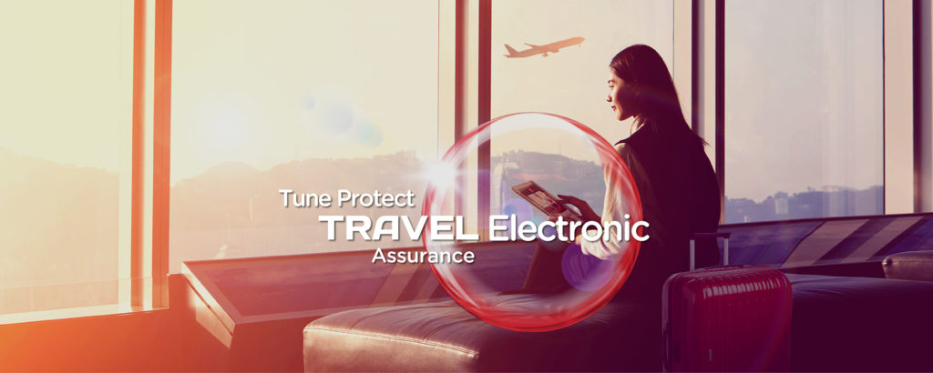 Electronic Travel Assurance - Tune Protect